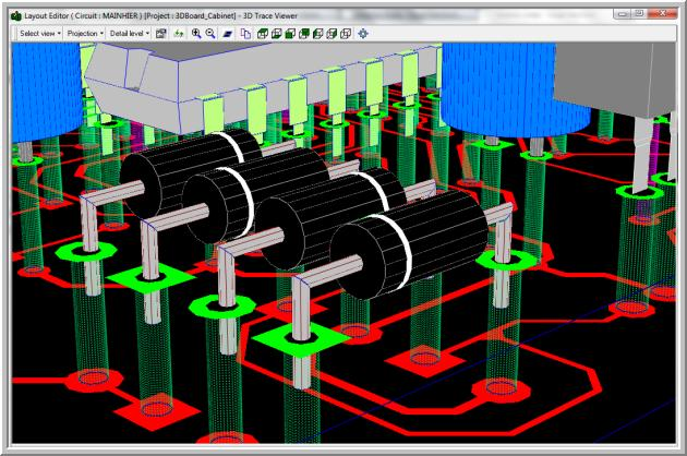 3D Trace Viewer